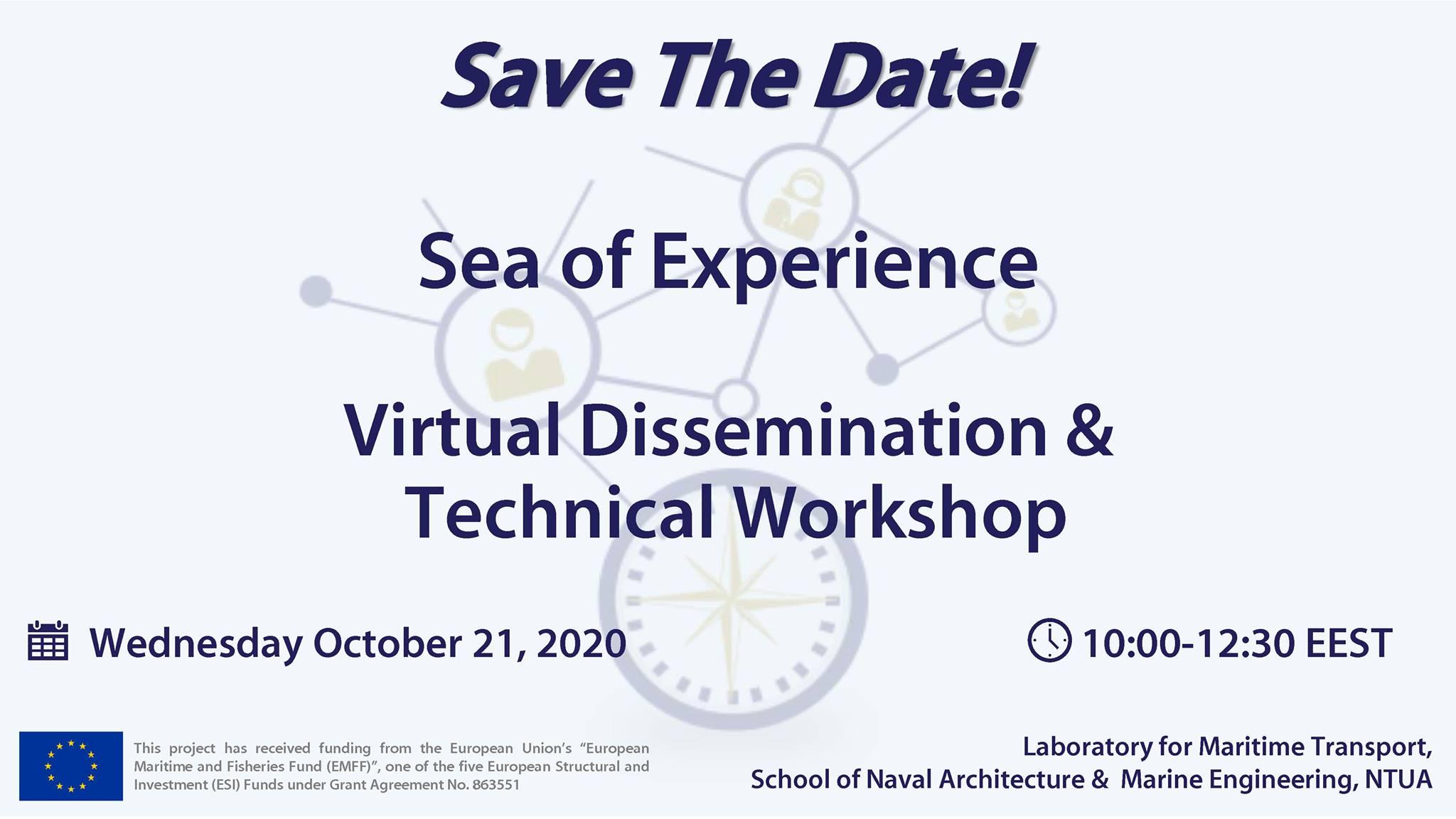 SoE Virtual Dissemination & Technical Workshop